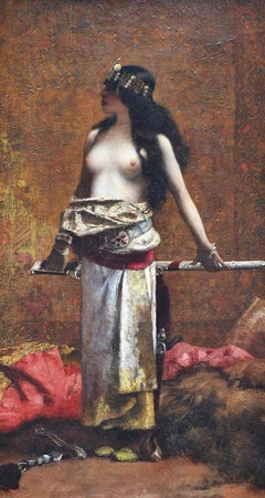 Harem Girl with Sword