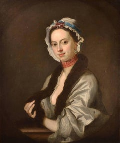 Portrait of Mrs Faber
