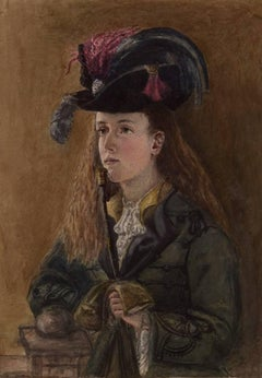Portrait of Mary Braud