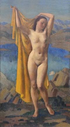 Art Deco Paintings