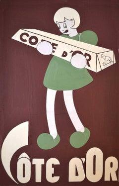 Cote d'Or - European Advertisement Original