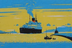Fishguard to Rosslare - 20th Century Oil
