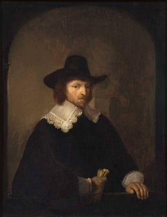 Portrait of Nicolaes van Bambeeck - 17th Century Dutch Old Master