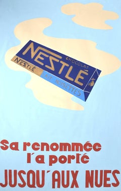 Nestlé - Original Artwork for Advertisement