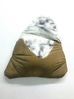 Alison Jardine, UF 29 - Dune, abstract cement sculpture