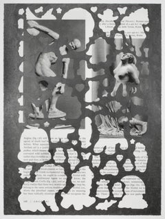 Rachel Livedalen, Fig. 159 and Fig. 160, graphite on archival inkjet print