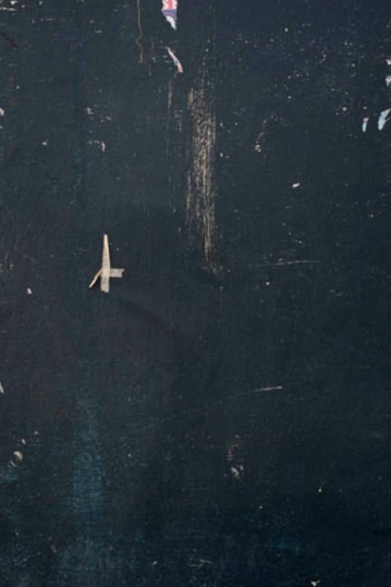 Gary Goldberg, Untitled #16, black Mexican Colonial wall unframed photo print