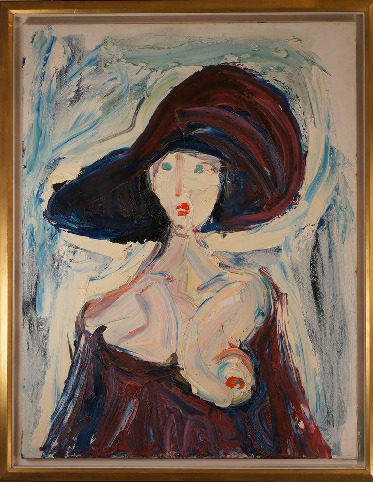 Damiano Bernard Abstract Painting - Women