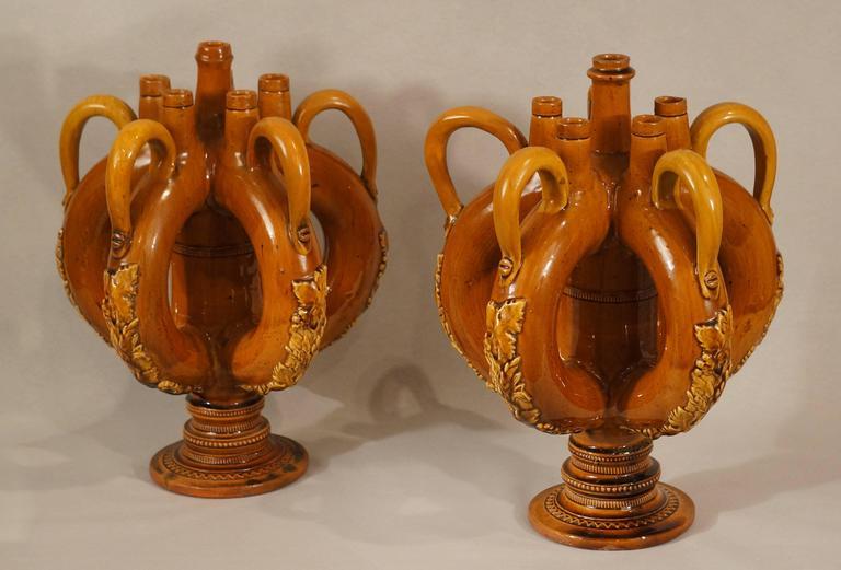 Pair of Provençal Vase