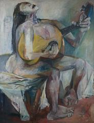 La Femme à La Guitare