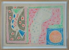 Abstract composition CVII