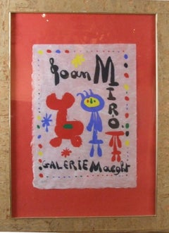 Expo Galerie Maeght