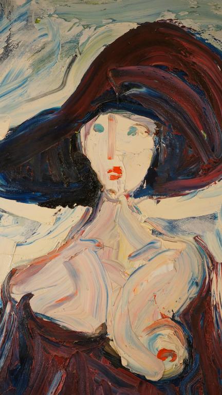 Women - Painting by Damiano Bernard