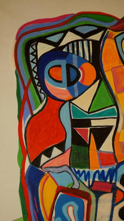 Abstract Composition SII For Sale 2
