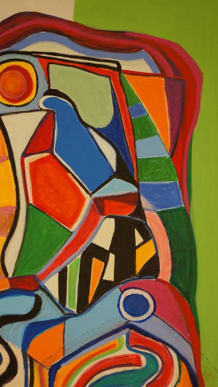 Abstract Composition SII For Sale 3