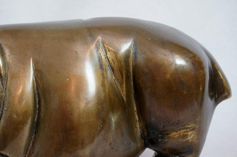 Unknown Hippo Sculpture For Sale At 1stdibs