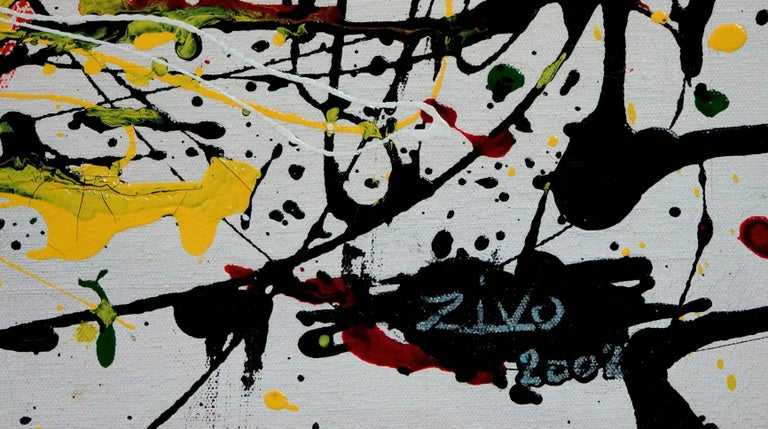 Abstract Composition Z1 For Sale 1