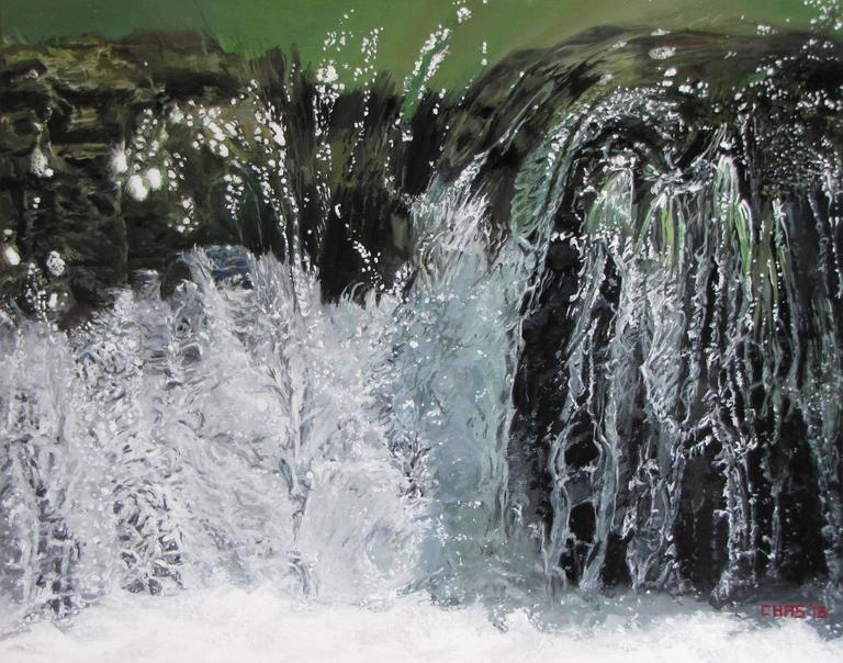 Charles Hartley - Tiny Falls 1