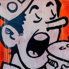 Pop Art Portrait of Archie's Jughead Jones