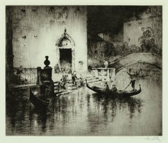 Untitled (Venice Night)
