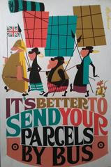 It's Better to Send your Parcels by Bus