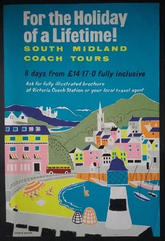 For the Holiday of a Lifetime!  South Midland Coach Tours.