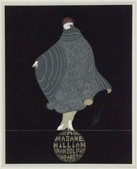 Erté (Romain de Tirtoff) - Marion Davies - Mme Randolph Hearst