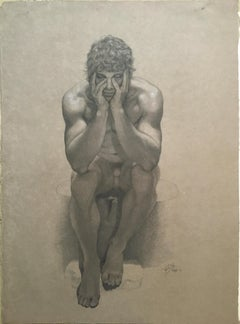 Pensive Nude