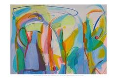 "Contemporary Painting ""The Garden of Gratitude VII"""