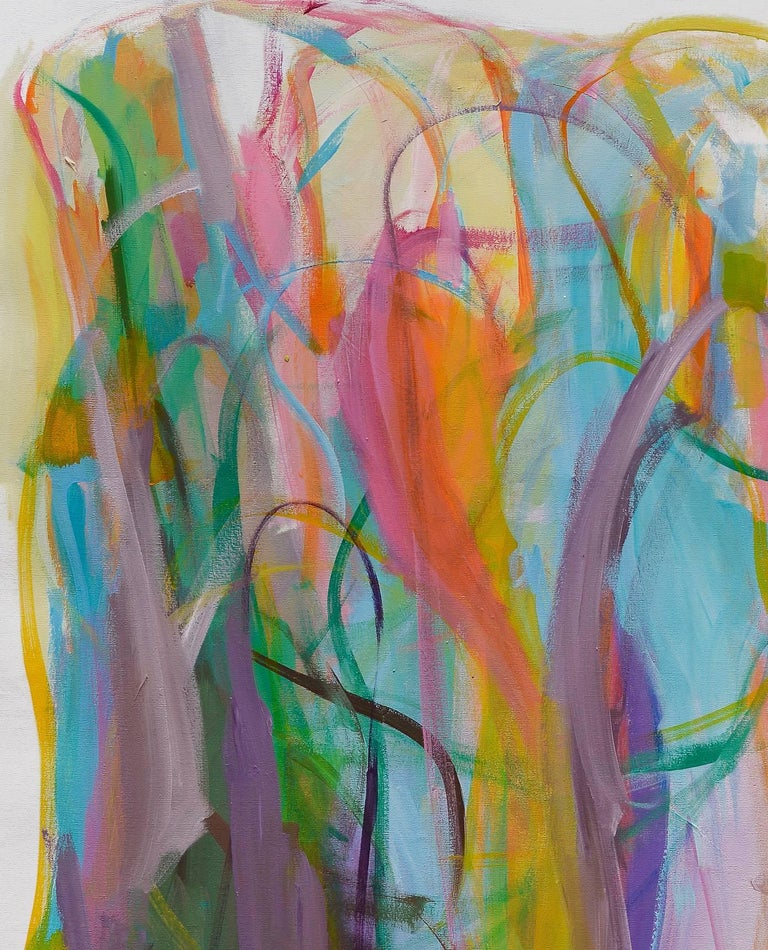 Contemporary painting, 'Luminous Dialogue', by Gabriela Tolomei For Sale 1