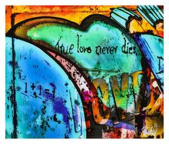 "Unknown - Modern Photograph"" True Love Never Dies"" by Marie- Pascale Vandewalle"