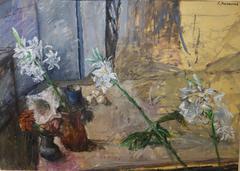 """""""Gigli""""  Oil cm. 101 x 71"""