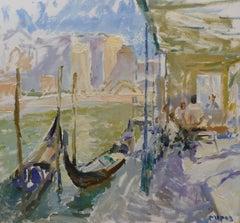 Venice    Oil  cm. 55 x 60 1999