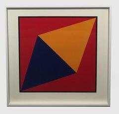 Orange Triangle