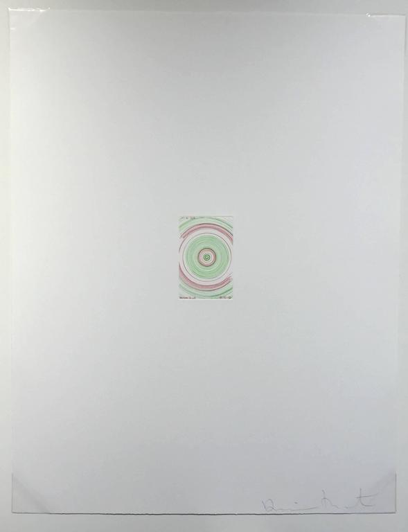 In A Spin, from In A Spin Series - Young British Artists (YBA) Print by Damien Hirst