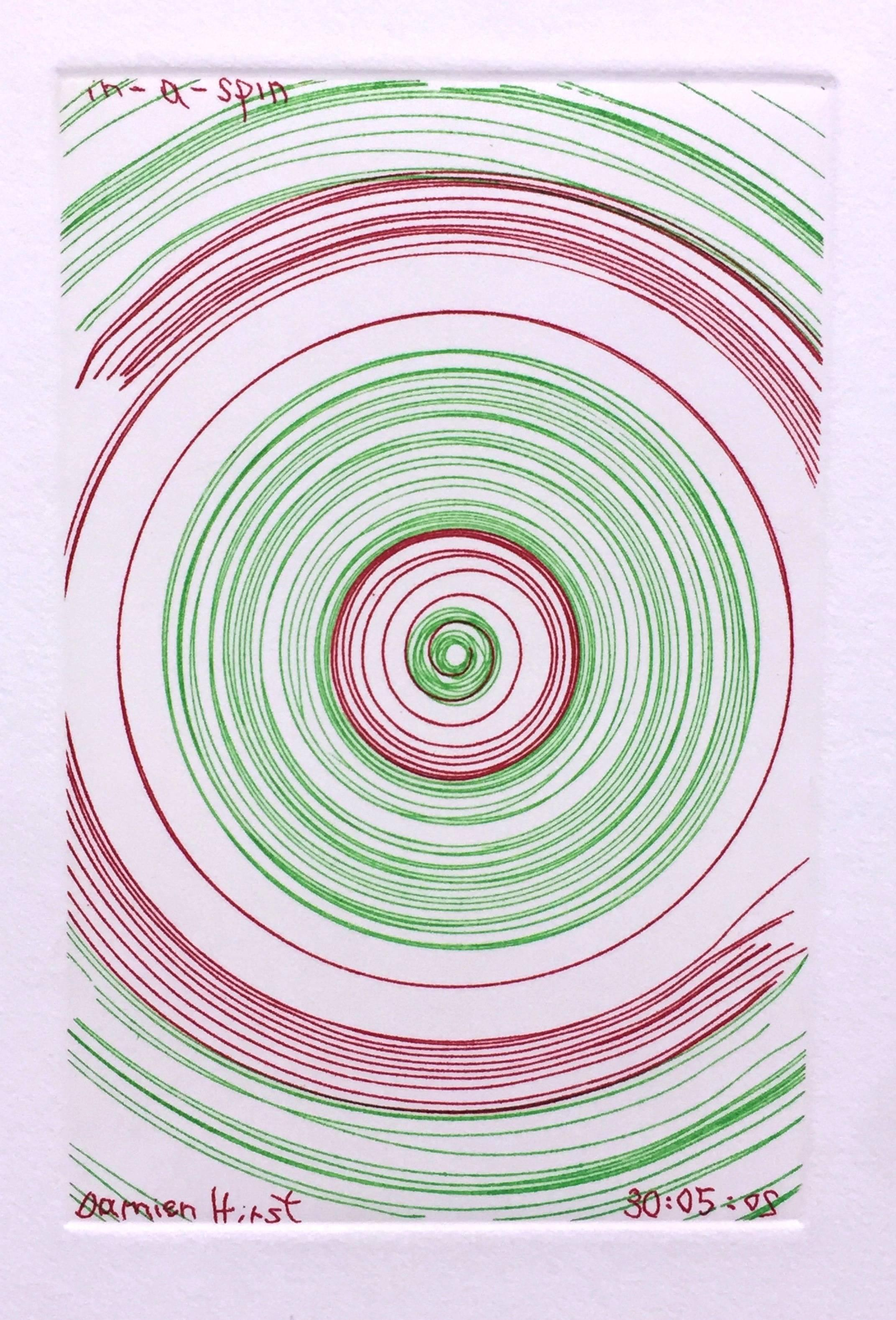 In A Spin, from In A Spin Series