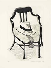 Hat On Chair, from The Geldzahler Portfolio