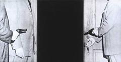 Large Door, from Hegel's Cellar Portfolio