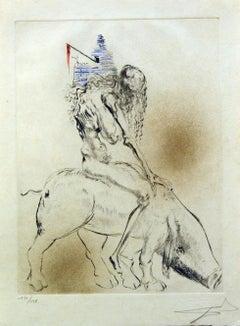 Femme au Cochon Baubo