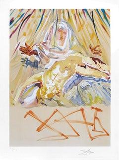 """La Pieta Nera, from """"Les Vitraux"""""""