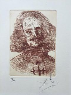 Velazquez, from Five Spanish Immortals