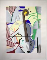 Cubist Cello