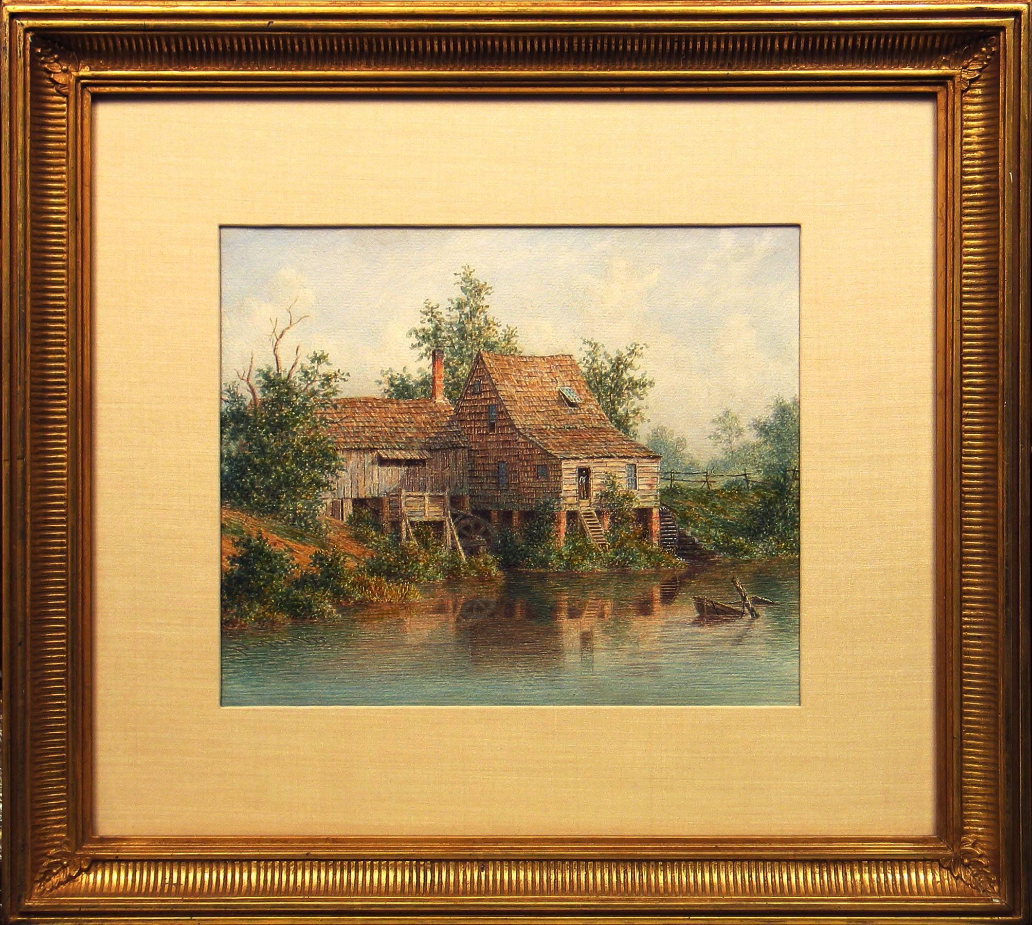 The Mill, Port Jefferson, Long Island