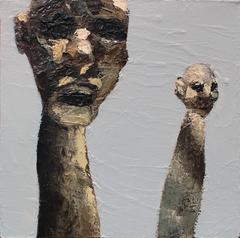 """#197 """"Two Clay Guys"""""""