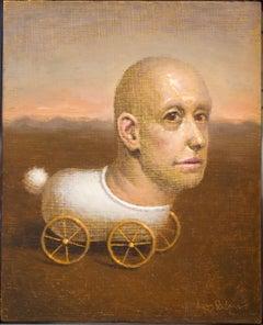 Wheeled Man