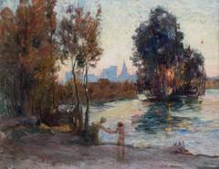 La Baignade a' Avignon
