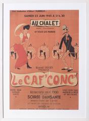 Le Caf' Conc