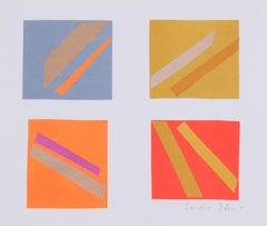 4 lithographs