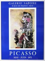 Picasso, Galerie Sapone, 1973