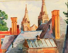 European Rooftops